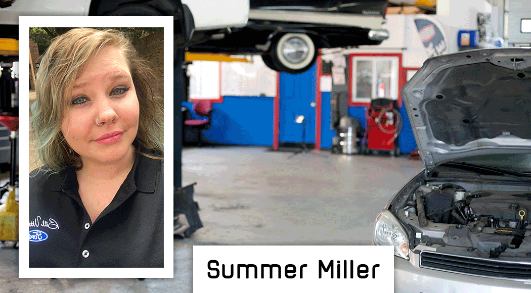 Podcast Episode #36 with Summer Miller – The Value of Automotive Scholarships and Industry Mentors