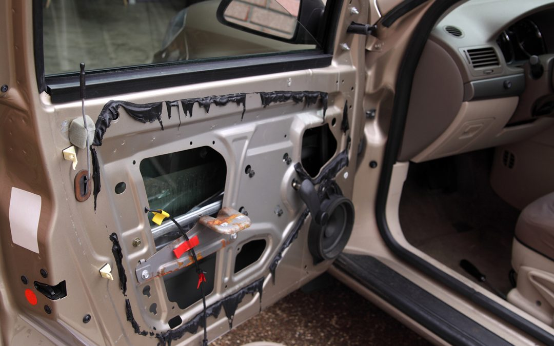 The Inner Workings of the Automotive Power Window
