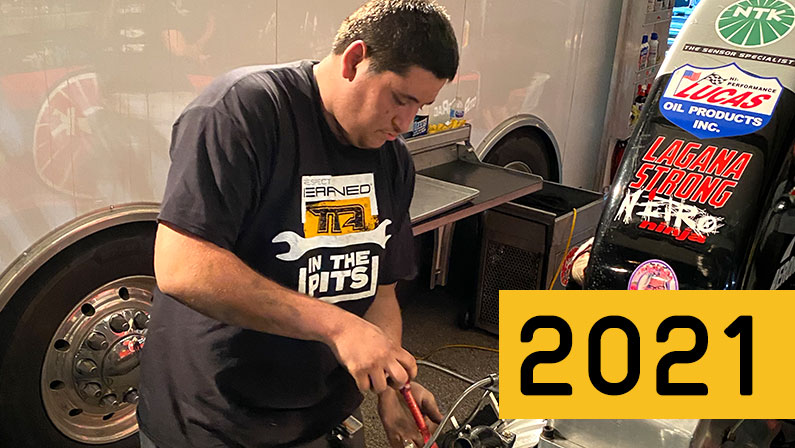 Technician.Academy Announces Launch of 2021 Respect is Learned© In The Pits Contest