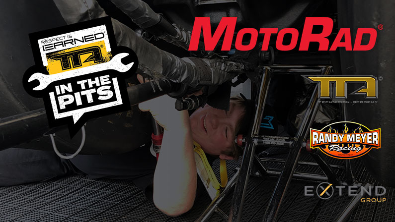 MotoRad Sponsors 2021 Respect is Learned© In The Pits Contest